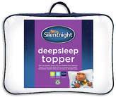 Silentnight Deep Sleep Mattress Topper - Single