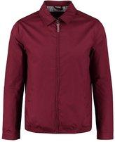 Burton Menswear London Summer Jacket Burgundy