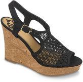 Fergalicious Koreene Platform Wedge Sandals