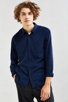 Urban Outfitters Stevens Cross-Dyed Button-Down Shirt