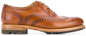Berwick Shoes Cuero Lavato brogues