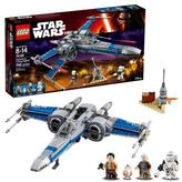 Star Wars LEGO Resistance X-Wing Fighter