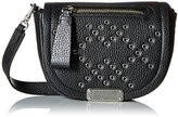 Marc by Marc Jacobs Luna Novelty with Crosby Grommet Mini Luna Cross Body Black