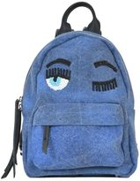 Chiara Ferragni Small Backpack Eyes Beads
