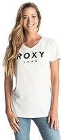 Roxy NEW ROXYTM Womens Basic V T Shirt Womens