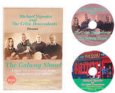 "QVC The Celtic Descendants ""The Galway Shawl"" CD and DVD Set"