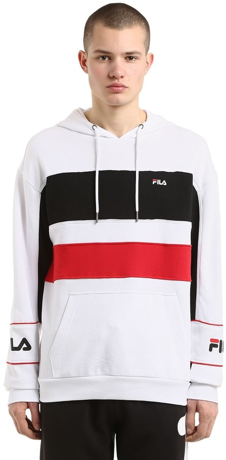 3320cb36 Urban COLOR BLOCK SWEATSHIRT HOODIE