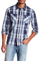 Levi's Gibson Long Sleeve Plaid Shirt