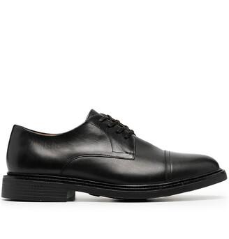 Polo Ralph Lauren Asher cap-toe Derby shoes