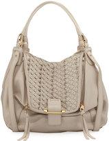 Kooba Jonnie Mini Woven Shopper Bag