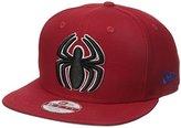 New Era Cap Men's Block Back Spiderman 9Fifty Snapback Cap