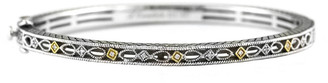 Candela Andrea Tesoro 18K & Silver Diamond Filigree Bracelet