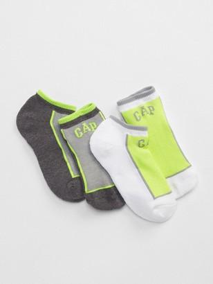 Gap Kids No-Show Socks (2-Pack)
