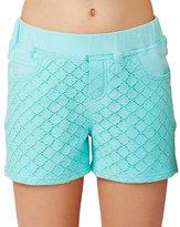Betsey Johnson Bj Girls Mint Shorts