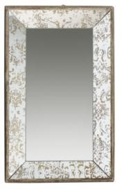 A&B Home Dorthea Rectangular Hanging Mirror, Medium