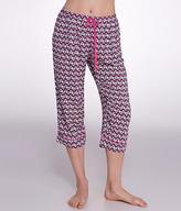 DKNY Woven Capri Pajama Pants