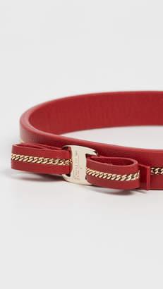 Salvatore Ferragamo Vara Lux Bracelet