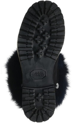 Montelliana Volpe Genuine Fox Fur Winter Boot