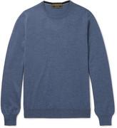 Cordings - Mélange Virgin Wool Sweater