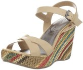 Coconuts by Matisse Women's Madrid Wedge Sandal