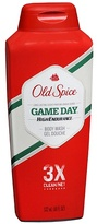 Old Spice High Endurance Body Wash Game Day
