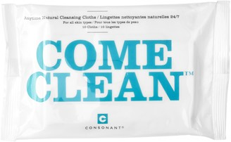 Consonant - Come Clean Anytime Natural Cleansing Cloths