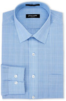 Pierre Cardin Glen Plaid Dress Shirt