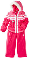 Obermeyer Skiter Suit with Faux Fur Trim (Toddler & Little Girls)