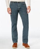 Wrangler Mens Regular Fit Jeans