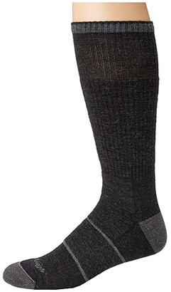Darn Tough Vermont William Jarvis Boot Full Cushion (Gravel) Men's Knee High Socks Shoes