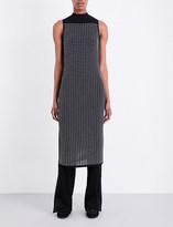 Rag & Bone Ingrid crochet-overlay woven dress