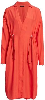 Artica Arbox Drawcord Shirtdress
