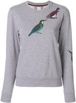 Paul Smith bird print sweatshirt
