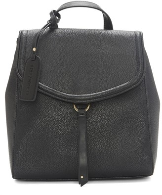 Sole Society Women's Eban Backpack Vegan Leather Black One Size From