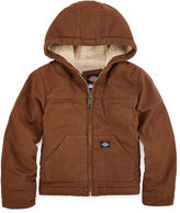 Dickies Sherpa-Lined Duck Hooded Jacket - Preschool Boys 4-7