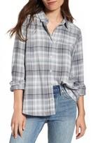 BP Women's Print Long Cuff Shirt