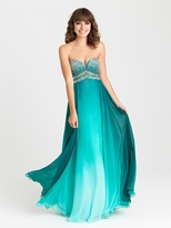 Madison James - 16-374 Dress in Pine