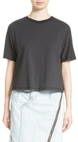 3.1 Phillip Lim Women's Cotton & Silk Tee
