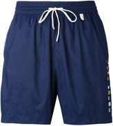 Loro Piana drawstring swimming shorts - men - Polyester - S
