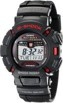 Casio Men's GW9010-1 G-Shock Mudman Solar Atomic Rally Watch
