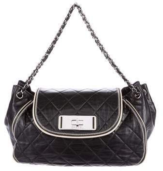 Chanel Mademoiselle Accordion Flap Bag
