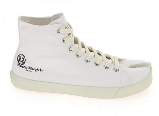 Maison Margiela Tabi High Top Sneakers