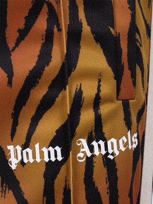 Palm Angels Tiger Print Track Pants