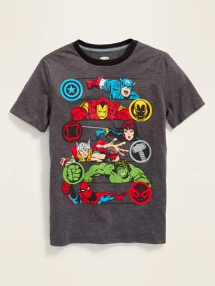 Old Navy Marvel Avengers Graphic Tee for Boys