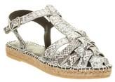 Andre Assous Liliana Leather Sandal.