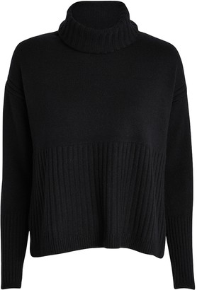 Derek Lam 10 Crosby Bond Cashmere Turtleneck Sweater