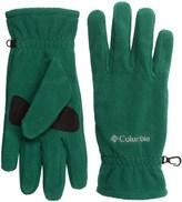 Columbia Fast Trek Fleece Gloves (For Men)