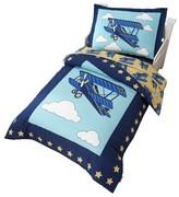 Kid Kraft Airplane Toddler Bedding Set