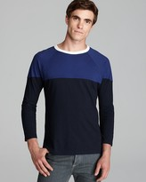 This is Not a Polo Shirt by Band of Outsiders Baseball Tee