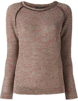 Isabel Marant textured knit sweater